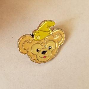 DUMBO DUFFY Bear Disney Trading Pin